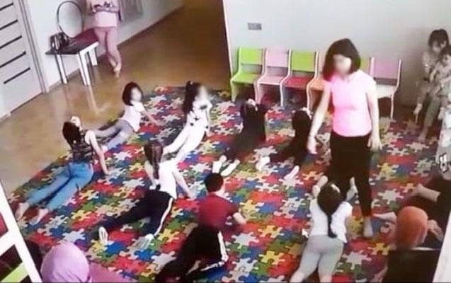 """""""Disney Kids School""""un fəaliyyəti dayandırıldı"""