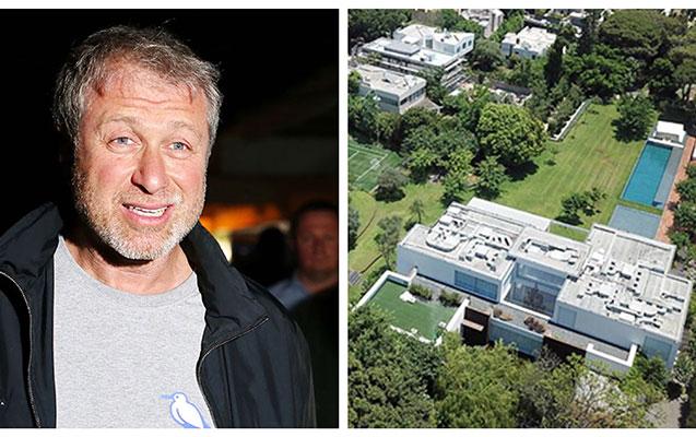 Abramoviç İsrailin ən bahalı villasını aldı
