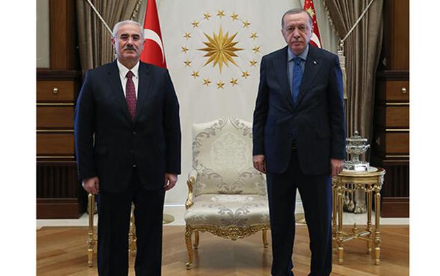 Ərdoğan 75 gün sonra Ankaraya qayıdıb onunla görüşdü
