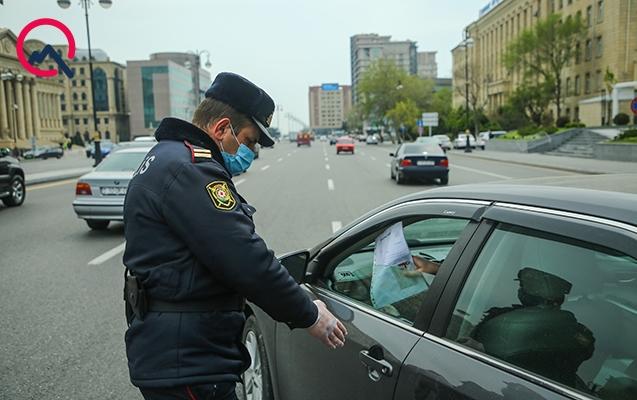 Dövlət Yol Polisi cərimələrlə bağlı müraciət yaydı