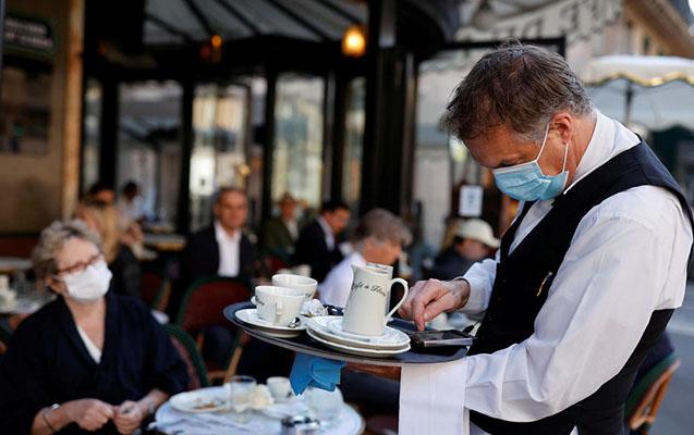 Ukraynada kafe və restoranlar açılır