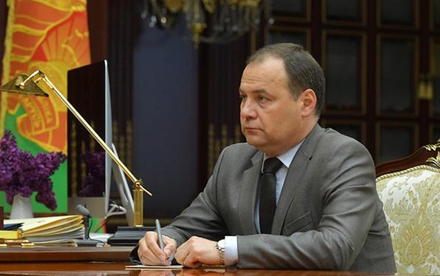 Belarusun yeni Baş Naziri təyin olundu