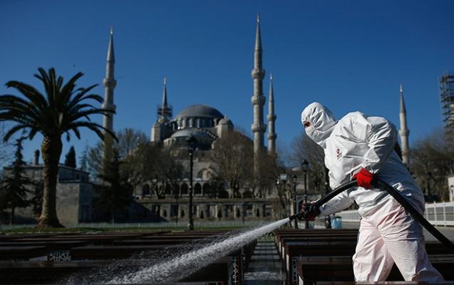 Türkiyədə koronavirusla bağlı son vəziyyət açıqlandı