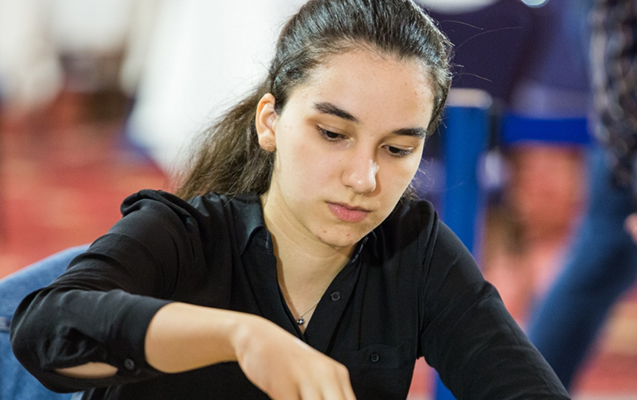 Günay Məmmədzadə Qran-Pri turnirində çıxışını dayandırdı