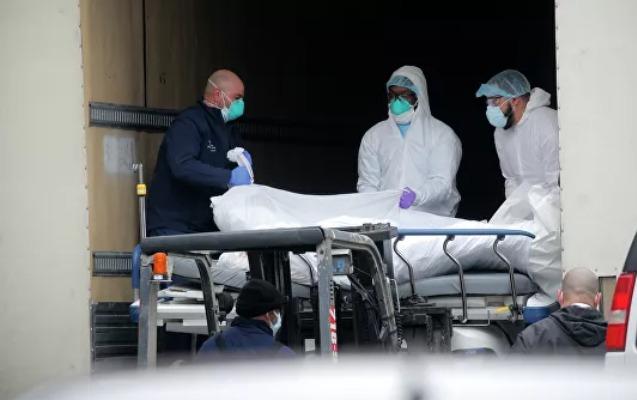 ABŞ-da daha 620 nəfər koronavirusdan öldü