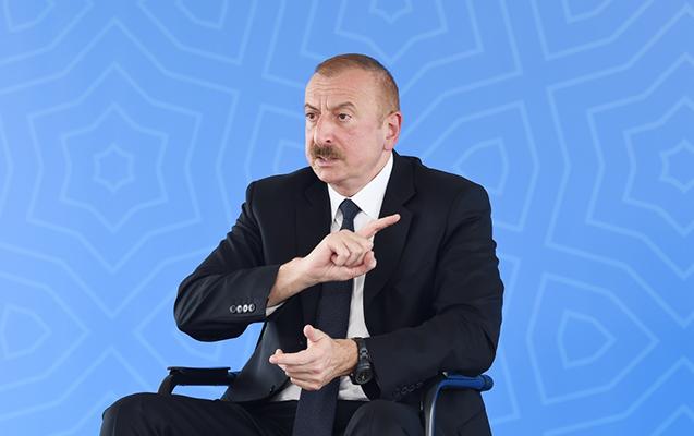 Prezident Azərbaycan iqtisadiyyatının vəziyyəti haqda danışdı