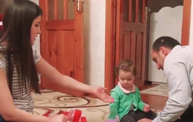 Yeni Təhsil naziri ailə üzvləri ilə birlikdə