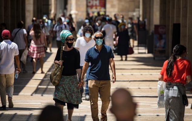 İsraildə əhalinin yarısı peyvənd olundu, yoluxma kəskin azaldı