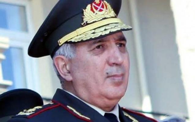Azərbaycanda general vəfat etdi