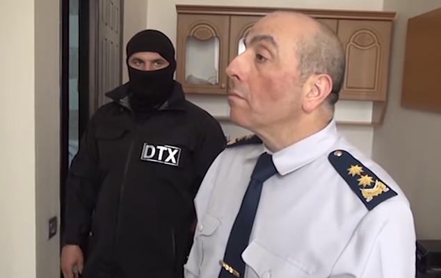 DTX-nin həbs etdiyi general Əfqan Nağıyev buraxıldı