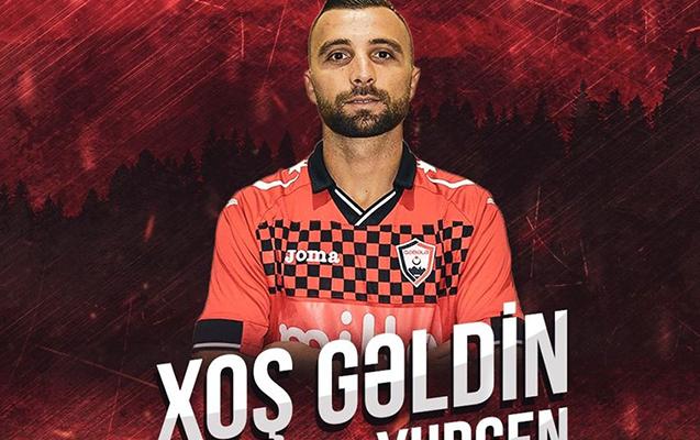 """""""Qəbələ""""dən yeni transfer"""