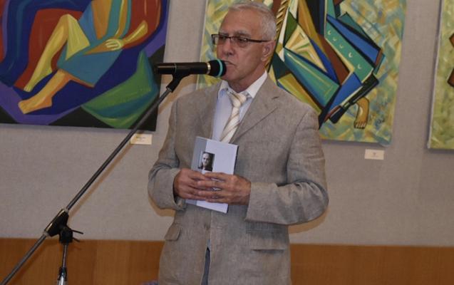 Kiyevdə Salam Sarvanın kitabının təqdimatı oldu