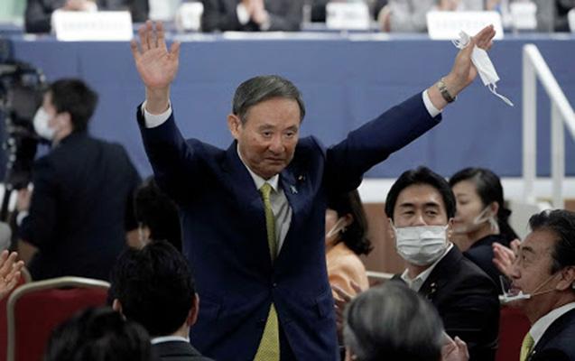 Yaponiyanın yeni Baş Naziri seçildi