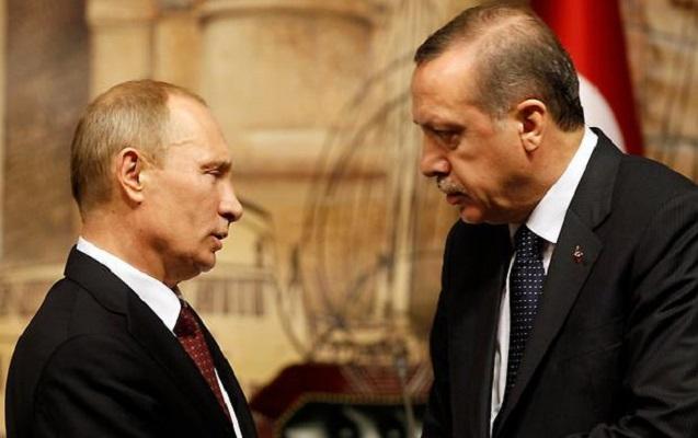 Ərdoğan və Putin Qüdsü müzakirə etdi