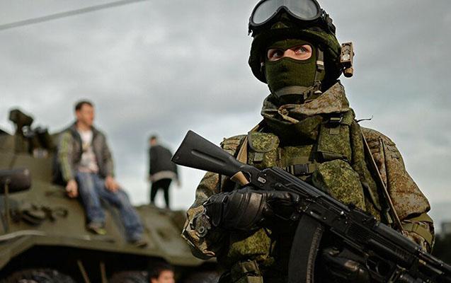 Rusiya qoşunlarını Ukrayna sərhədindən çəkir