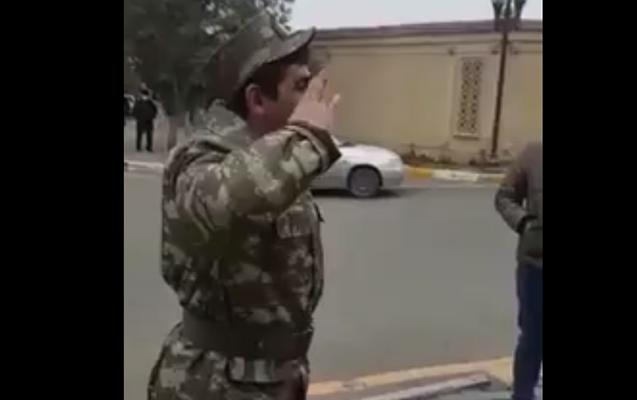 Qarabağ qazisinin bu videosu ən çox paylaşılan oldu