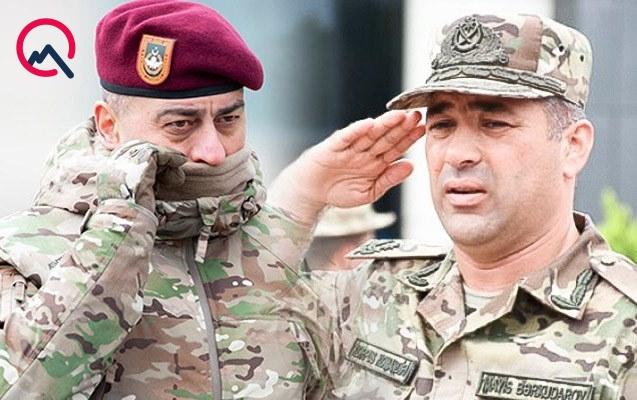 Ən çox medal alan generallar...