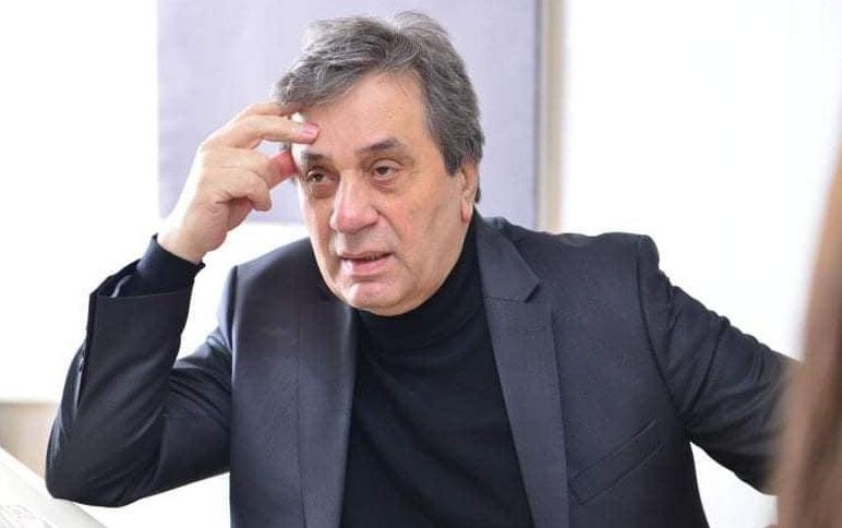 """Siyavuş Kərimiyə """"Şərəf"""" ordeni verildi"""