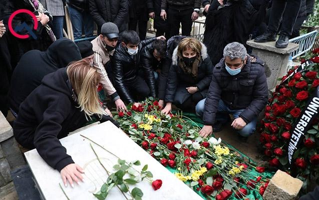 Nailə Mirməmmədli son mənzilə yola salındı