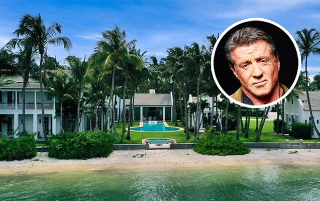 Ailəsi üçün 35 milyonluq villa aldı