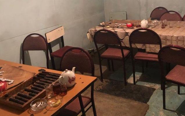 Gizli işləyən kafe və çayxana aşkarlandı