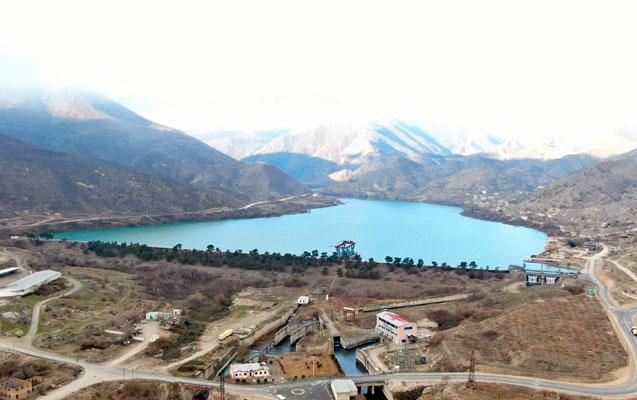 """""""Azərenerji"""" Suqovuşandakı su elektrik stansiyalarının təmirinə başladı"""