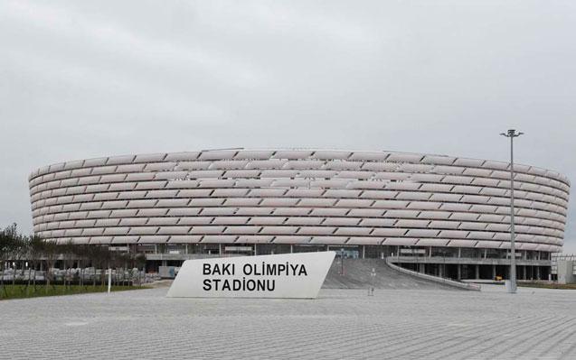 Azərbaycan - Serbiya matçının stadionu açıqlandı