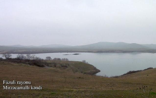 MN Mirzəcamallı kəndindən video yaydı
