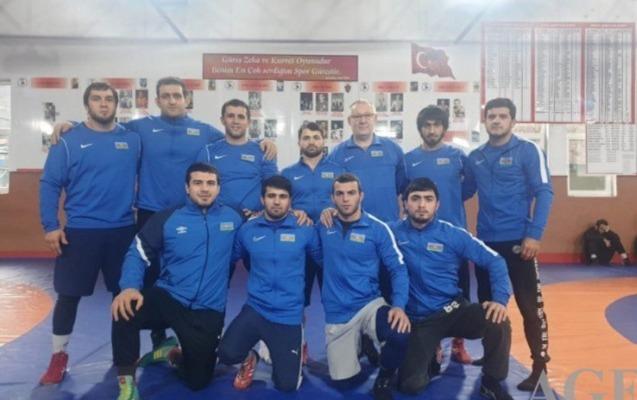 """Güləşçilərimiz """"Qran-pri""""də 8 medal qazandı"""