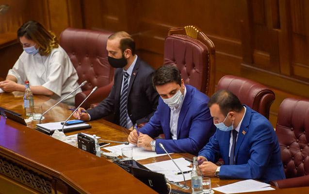 Ermənistan parlamenti üçtərəfli bəyanatın qanuniliyini müzakirə etməyəcək