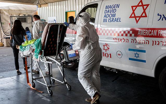 İsraildə yoluxma sayında yeni rekord