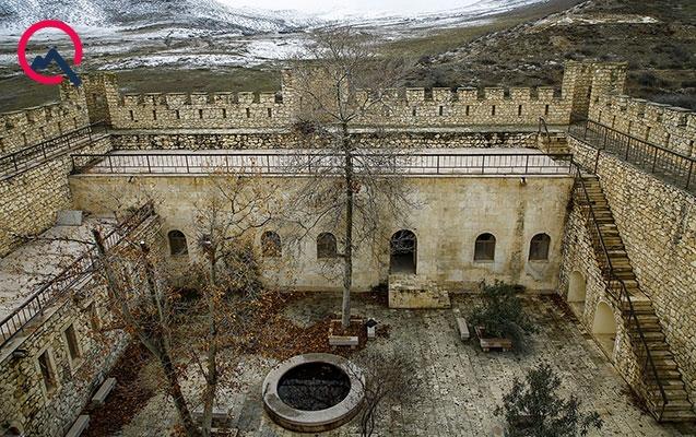 27 il işğalda qalan Şahbulaq qalasından  reportaj...