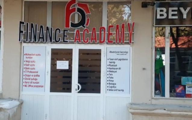 Mingəçevirdə karantini pozan hazırlıq mərkəzi aşkarlandı