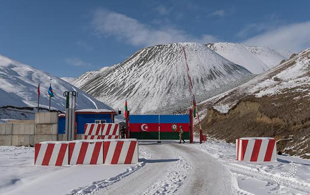 Ermənistan Azərbaycanla sərhəddə təxribatlar törətdi
