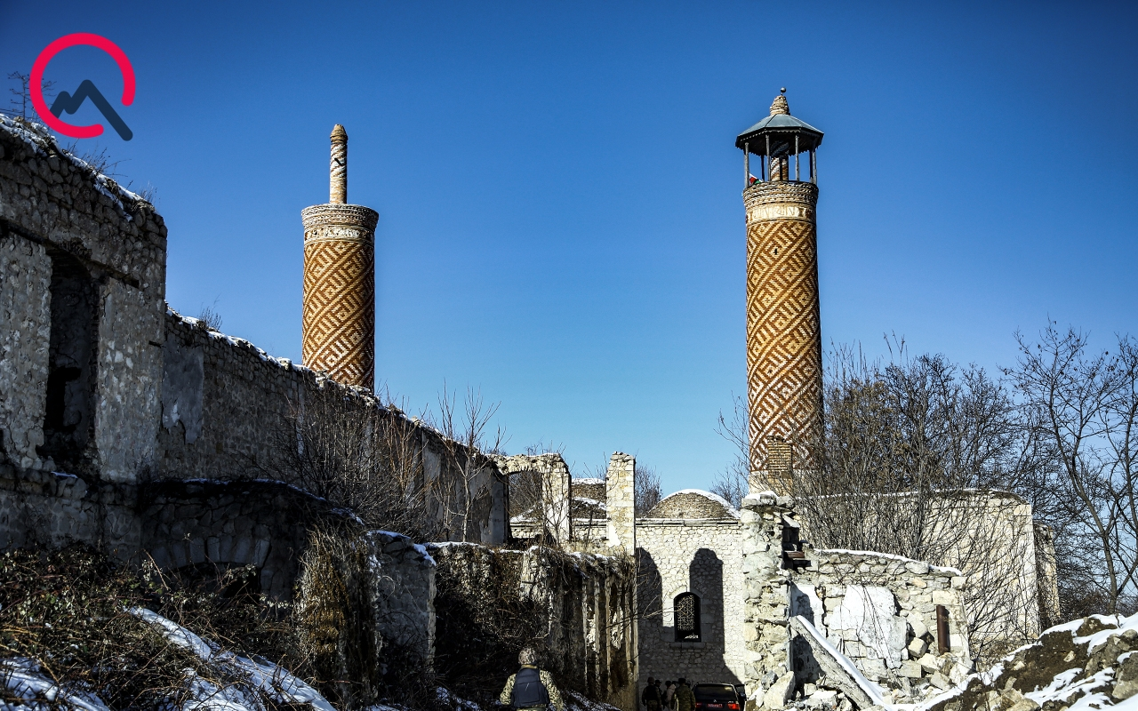 Azad edilmiş ərazilərdə 113 qeydiyyatda olmayan abidə tapılıb