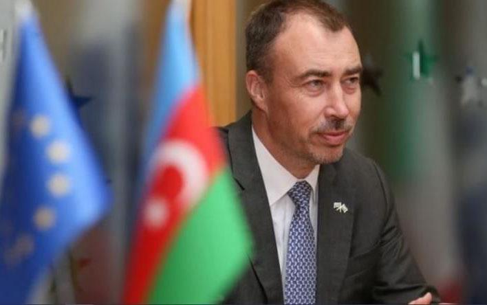 Toivo Klaar  Azərbaycana gəlir