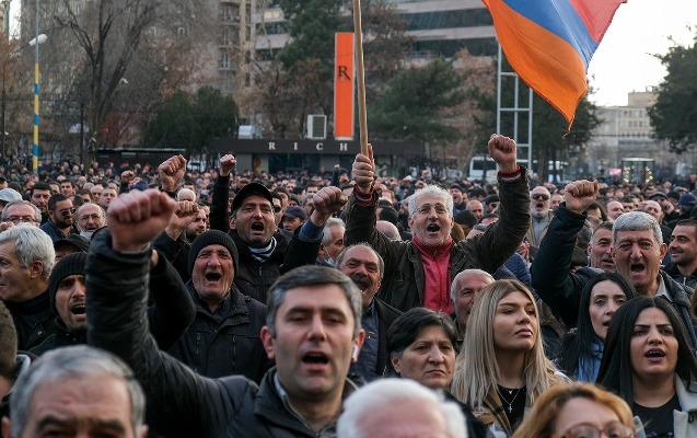 Ermənistan müxalifəti seçkilər üçün şərtini açıqladı