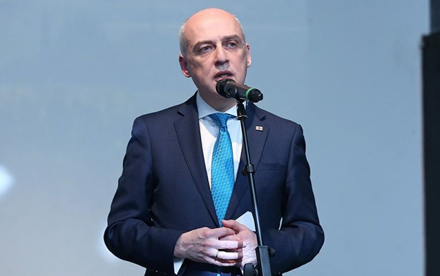Gürcüstan XİN rəhbəri Türkiyəyə yola düşdü