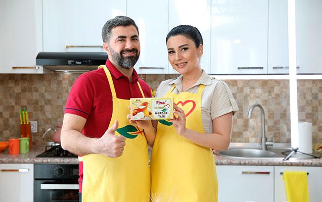 """""""Final"""" qida markası yeni reklam çarxını təqdim etdi"""