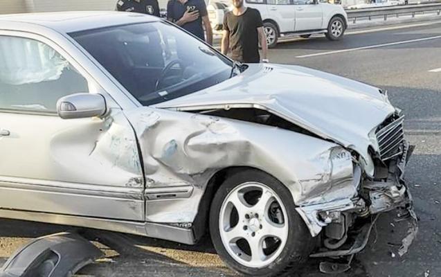 Bir ailənin 6 üzvü qəzada yaralandı