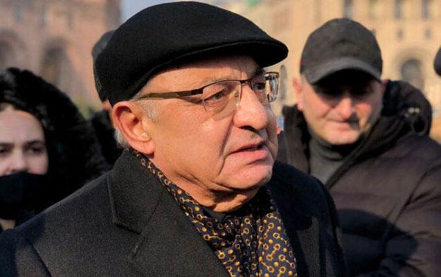 Ermənistanda müxalifət liderinə qarşı cinayət işi açıldı