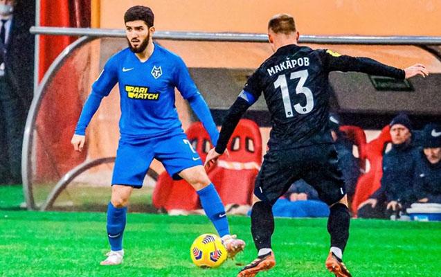 Azərbaycanlı futbolçunun Rusiyada yeni klubu