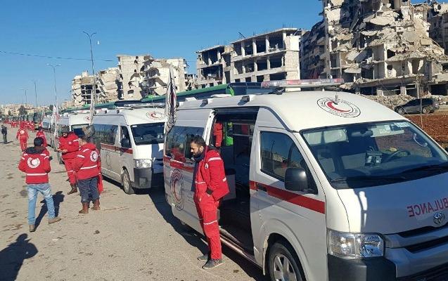 Suriyada terror aktı, azı 18 dinc sakin öldü