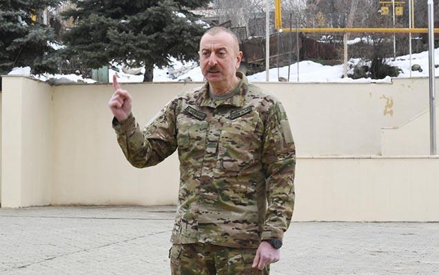 """""""Gələn il biz Şuşanın 270 illiyini qeyd edəcəyik"""""""