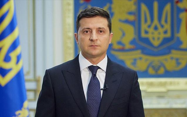 Zelenski 2 erməni əsilli iş adamına qarşı sanksiya tətbiq etdi