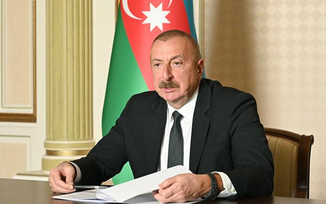 İlham Əliyev ÜST-ün Baş direktoru ilə videokonfrans formatında görüşdü