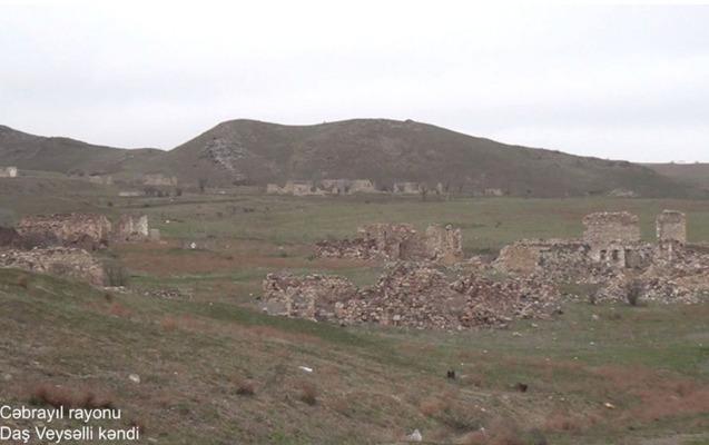 Cəbrayılın Daş Veysəlli kəndi