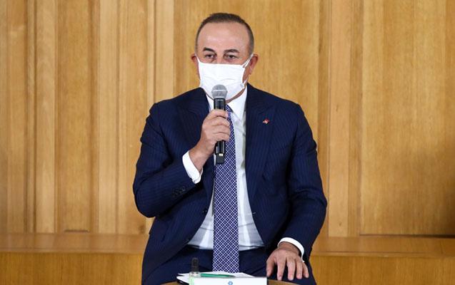 Çavuşoğludan Azərbaycan və Ermənistanın yeni dəhliz layihələri ilə bağlı