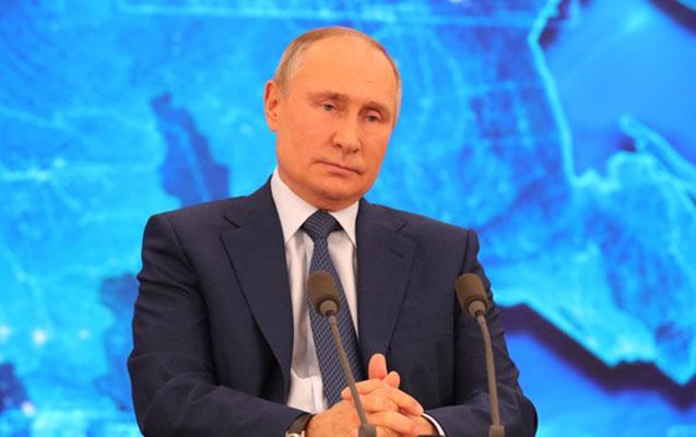 Putindən Zelenskinin görüş təklifinə cavab