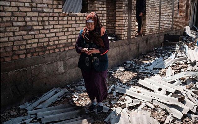 Qırğızıstan-Tacikistan münaqişəsindən geriyə qalanlar…